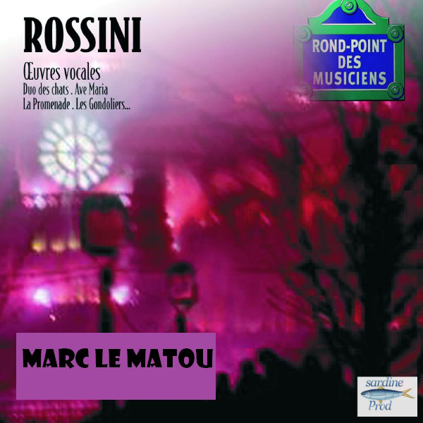 pochette Gioacchino Rossini