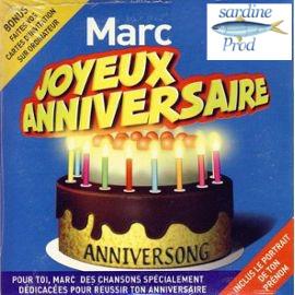 pochette joyeux anniversaire